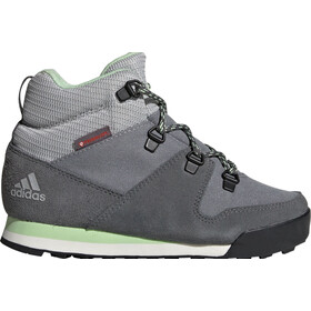 adidas TERREX SnowPitch Winterschuhe Kinder grey